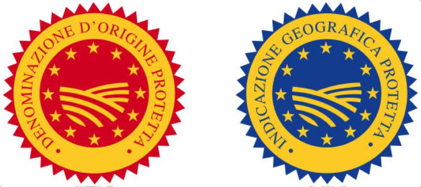 DOPとIGPは品質の証 イメージ